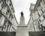 Statue on Pedestal London, England