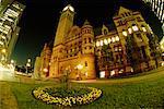 Ancien hôtel de ville de Toronto, Ontario, Canada