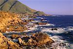 Big Sur littoral en Californie, États-Unis