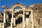 Turkey, Epesus, Hadrien Temple