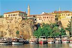 Turquie, Antalya, Port