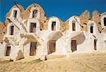La Tunisie, au sud, Ksar Haddada
