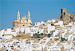 Spain, Andalusia, Olvera
