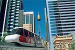 Australia, Sydney, transports