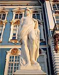 Palais de Catherine II de Russie, Saint-Pétersbourg,
