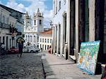 Brazil, Salvador, street