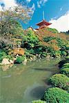 Japon, Kyoto, Kiyomisu Dera Temple