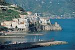 Italie, Campanie, golfe de Salerne, côte amalfitaine