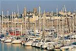 Port de France, Normandie, Granville