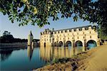 France, Loire valley, Chenonceau castle