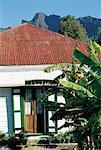 Maison dans le Cirque de Cilaos, la réunion