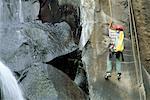 Réunion, Canyoning dans le bassin des Aigrettes