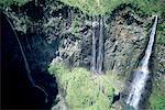 Réunion, chute d'eau