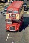 England, London, Bus