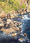 Seychelles, côte de granit