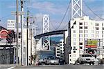United States, California, San Francisco, Bay Bridge