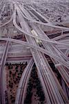 United States, California, Los Angeles, interchange
