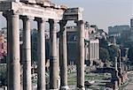 Italie, Rome, le Forum romain