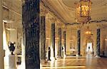 Russia, Saint Petersburg, Interior of the Pavlovsky Palce