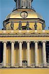 Russia, Saint Petersburg, Belfry of the Admiralty