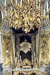 Germany, Lindenhof Castle, desk Louis II