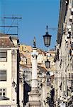 Portugal, Lisbon, Commerce neighborhood
