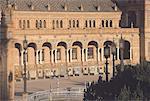 Espagne, Andalousie, Séville, Espagne Square