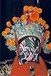 Spectacle d'opéra de Pekin Chine, Hong Kong,