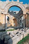 Syria, St Simeon Basilica near Alep
