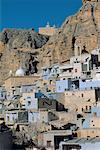 Syria, Maaloula, Christian village