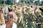 Gabon, danse sacrée « abderrahim »