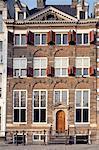 Pays-Bas, Amsterdam, maison de Rembrandt