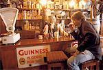 Ireland, Pub interior