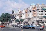 Irlande, Dublin, O'Connel rue