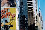 United States, New York, Street of Manhattan