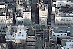 United States, New York, Aerial view of Manhattan