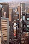 United States, New York, Manhattan, Times square