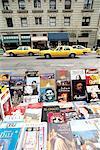United States, New York, Manhattan, book selling