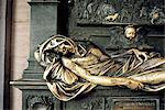 Belgium, Brussels, Grand Place, t' Serclaes's memorial, superstitious ritual