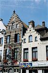 Belgium, Brussels, Ste Kathryn's Place