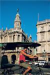 Cuba, Havana, old palace and Opera house