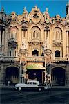 Cuba, Havana, Opera house