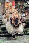 Indonesia, Bali, Batubulan, Barong dance