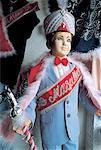 Turquie, Istanbul, robe de ceremonie de la circoncision