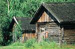Finland, Muurame, sauna museum