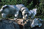 Finland, Helsinki, Sibelius monument