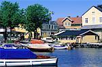 Sweden, Stockholm archipelago, Sandhamn