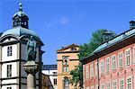 Suède, Stockholm, Gamla Stan (vieille ville)
