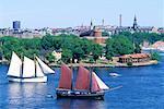 Suède, Stockholm