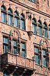 Sweden, Scanie, Malmö : Stortorget, XVIth century chemist's shop